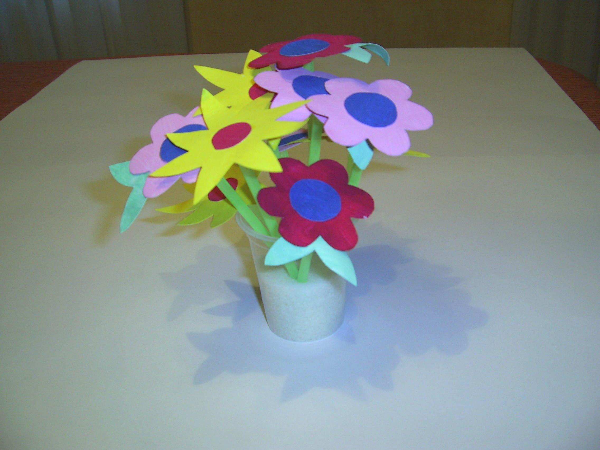 fabriquer fleurs papier